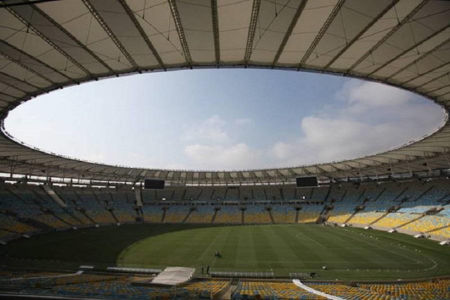 Maracaná, escenario de la gesta uruguaya ante 200.000 espectadores, el mayor aforo de la historia en el fútbol. RTVE