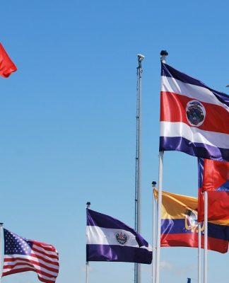 Banderas de países iberoamericanos o con una gran comunidad hispanohablante. PROPRONews