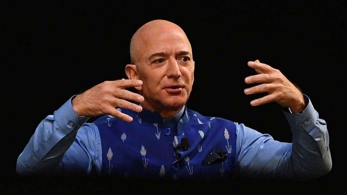 Con lo ganado en los meses de pandemia, Jeff Bezos puede comprar los grandes bancos del IBEX 35. RTVE
