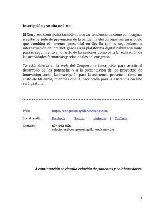 I Congreso Iberoamericano de Innovación Social, Emprendimiento y Creación de Valor en Espacios Emergentes