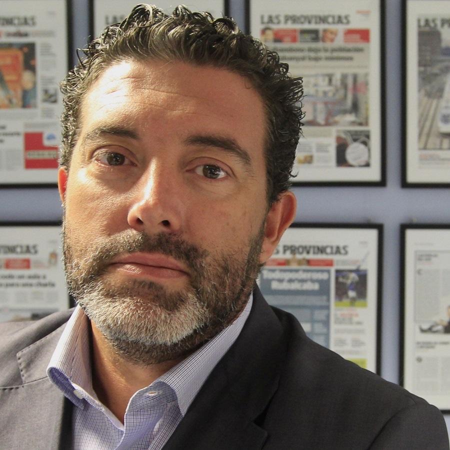 Julián Quirós, el nuevo director de ABC, tiene una opinión pésima de Iván Redondo. TWITTER