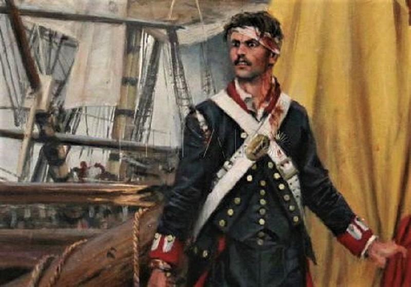 Martín Álvarez, ejemplo de los valores del héroe.