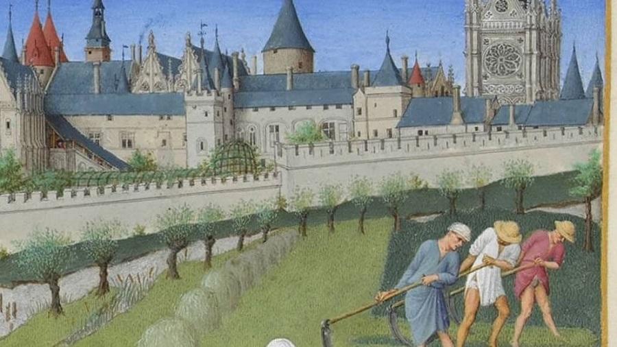 En la Edad Media las posibilidades eran mínimas.