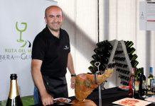 José Antonio Varas en una de las muchas actividades que promueve. SITY