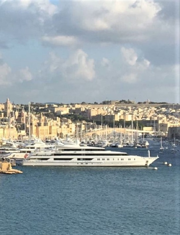 Las desigualdades crecen en el mundo. En la imagen, Malta. J.M. PAGADOR