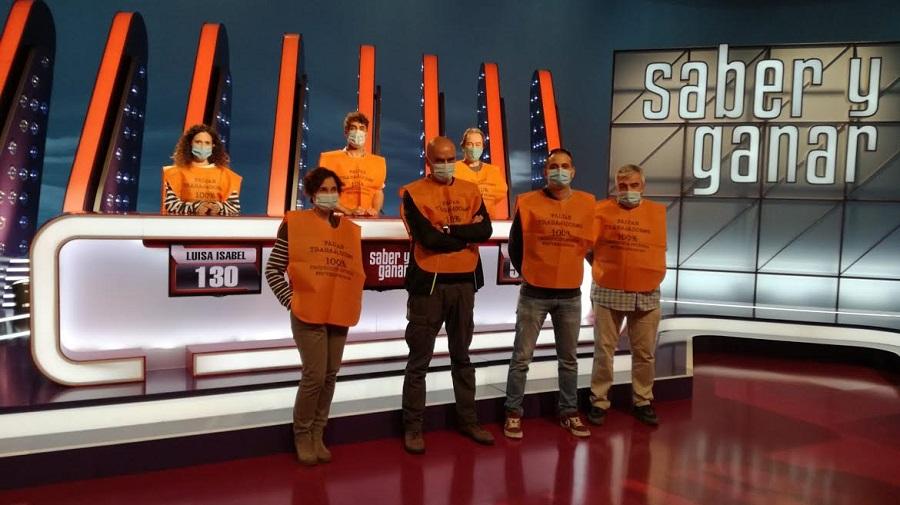 Protesta en el programa Saber y Ganar