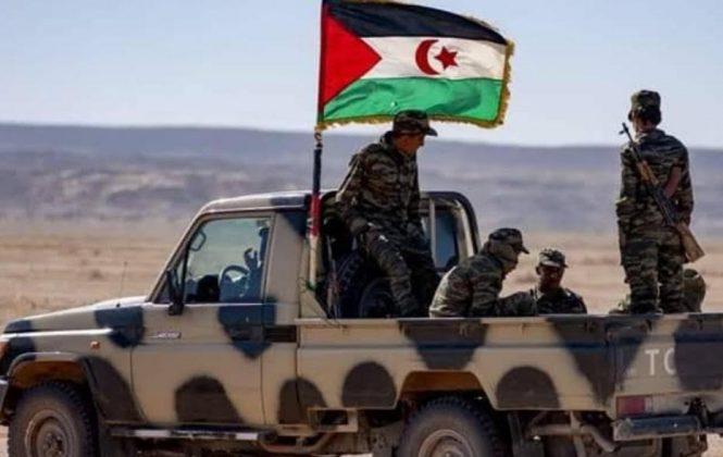 Soldados de la República Árabe Saharaui Democrática