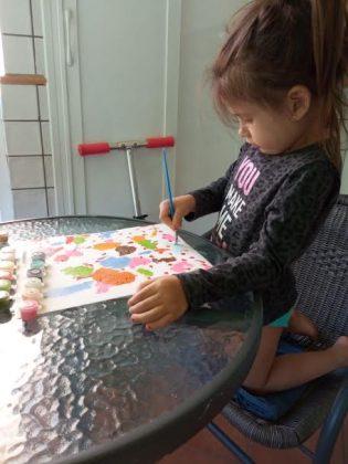 El proceso creativo, 6... hasta la aplicación del color. PROPRONEWS