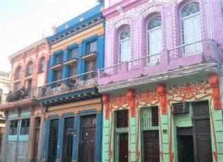 Casas de La Habana (Cuba). A. HERNÁNDEZ LAVADO