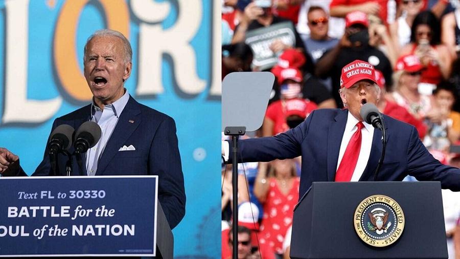 Dos visiones absolutamente contrapuestas de la política norteamericana y del mundo. RTVE