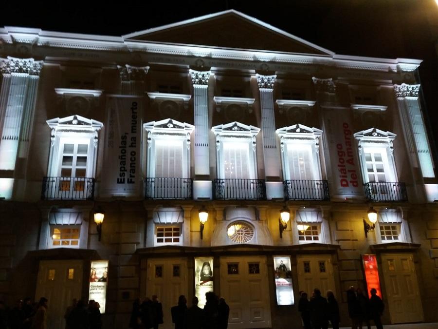El Teatro Español de Madrid paga entre 15.000 y 20.000 euros a un director. PROPRONews