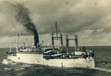 El vapor Cabo de Hornos. VIDA MARITIMA