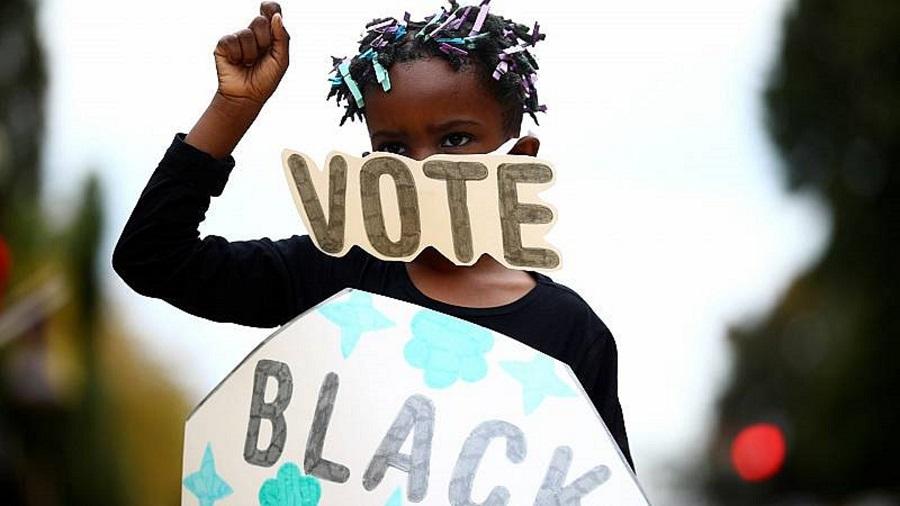 El voto de las minorías raciales puede ser determinante esta vez. RTVE