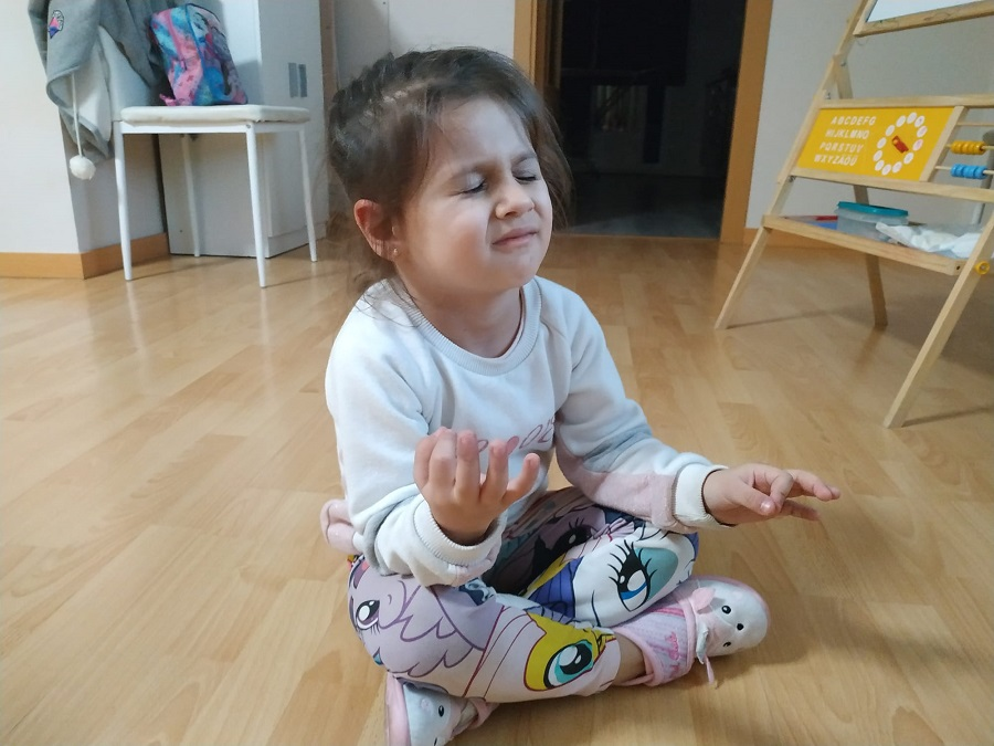 Meditando. PROPRONEWS