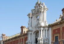 Palacio de San Telmo, sede de la Presidencia de la Junta de Andalucía. PROPRONews