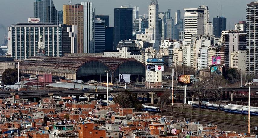 Buenos Aires, cada vez más pobre.