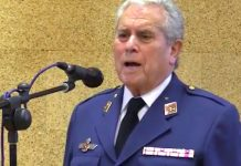 El general Beca, caritativo militar y cantante egregio. YOUTUBE