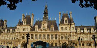 En el Ayuntamiento de París han cambiado las cosas. J.M. PAGADOR