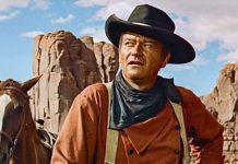 John Wayne, un masón que encarnó papeles de líderes masones del Far West. RTVE