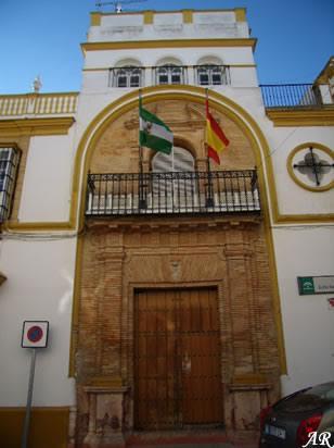 Antiguo Hogar de Santa Teresa de Marchena, hoy Escuela de Cocina.