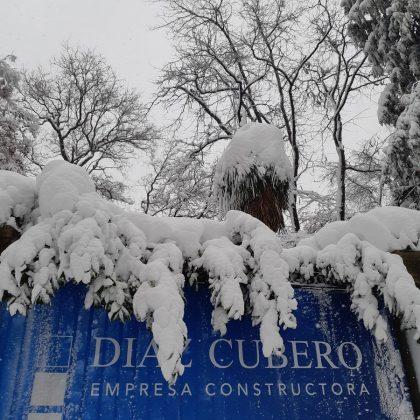 Construcción de la nieve. ADRIÁN PAGADOR SARACHO