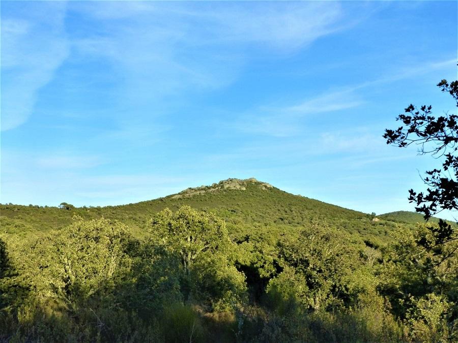 El Valle de Valdelflores, en serio peligro. C. CONDE.
