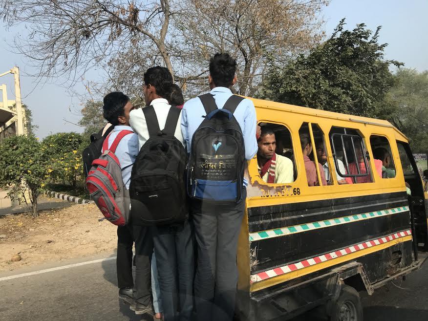 India tiene una población muy joven. BLAS CURADO