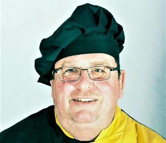 Javier Segovia Montero, cocinero y profesor.
