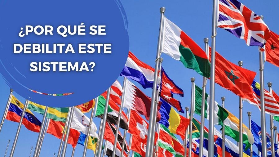 La apuesta por el multilateralismo debe ser firme. MEDIA UC