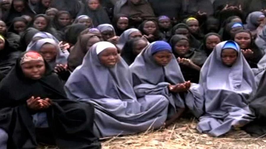 Niñas secuestradas por Boko Haram en Nigeria. RTVE