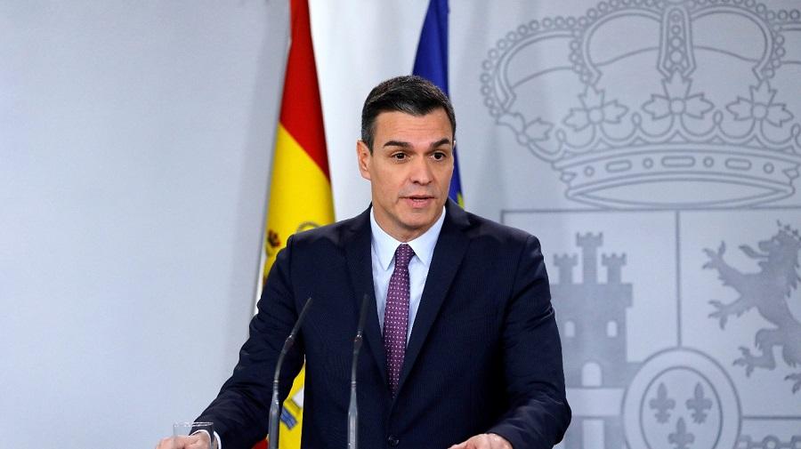 Pedro Sánchez se la juega. RTVE