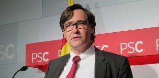 Salvador Illa, una apuesta valiente y arriesgada. RTVE