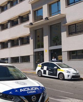 Sede de la Policía Local de Cádiz. PROPRONews