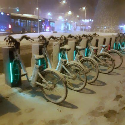 Vale, las bicicletas son para el verano. ADRIÁN PAGADOR SARACHO
