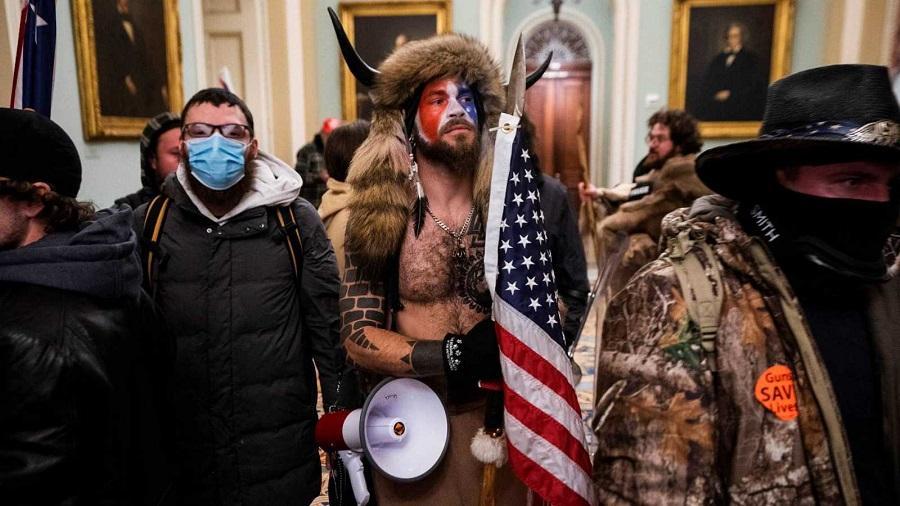 El asalto al Capitolio es un síntoma de que algo grave está pasando en el mundo. RTVE