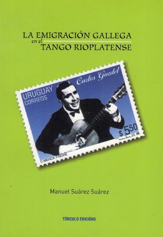Obra de nuestro colaborador sobre el tango.