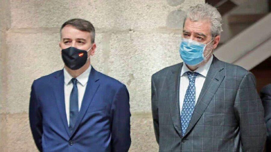 ERRE contra ERRE, mientras España padece la mayor crisis en décadas.