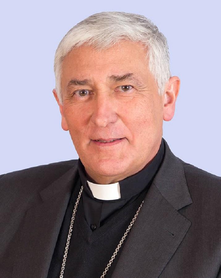 El obispo Zornoza, muy contestado en la diócesis que regenta. WIKIPEDIA