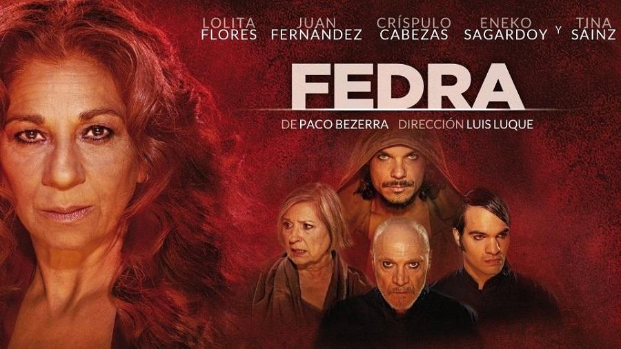 Luis Luque ya ha dirigido otras producciones en Mérida, como esta Fedra de 2018.
