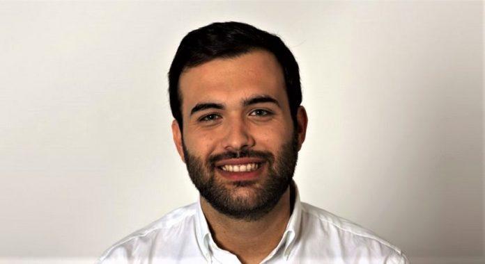 Luis Salaya, alcalde socialista de Cáceres. AYUNTAMIENTO DE CÁCERES