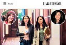 Cabecera de la información de El Español.