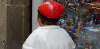 El caganer autóctono, símbolo exacto de lo que pasa en Cataluña. PROPRONews