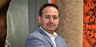 Jesús Cimarro. JUNTAEX