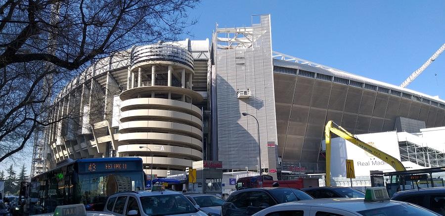 La obra colosal del Bernabéu necesita una financiación extraordinaria. PROPRONews