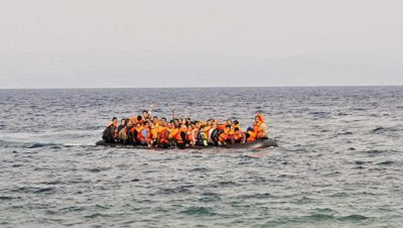 Las condiciones de riesgo de los migrantes son pavorosas. RTVE