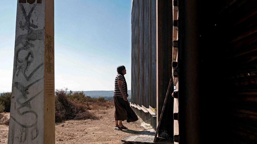 Los muros son un crimen. RTVE