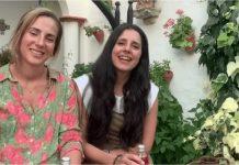 Nuria y Bea, dos empresarias de proyección internacional que han regresado para triunfar. KOMVIDA