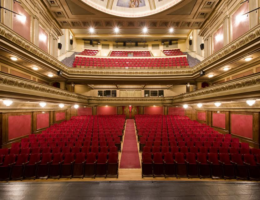 Teatro Municipal de Granada, gestionado por SEDA
