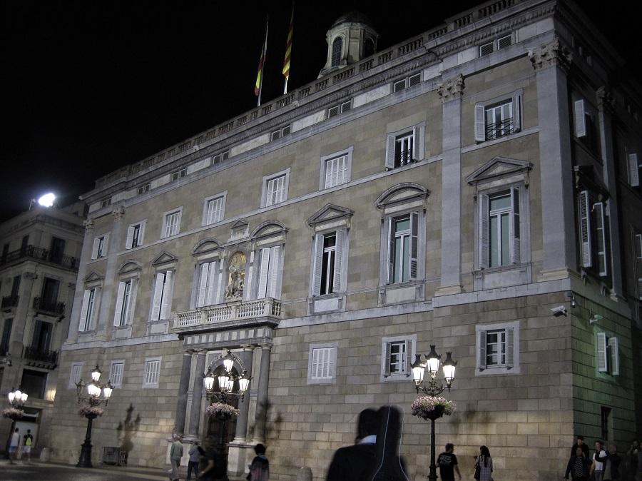 Una oscura noche ha caído sobre la Generalitat. PROPRONews