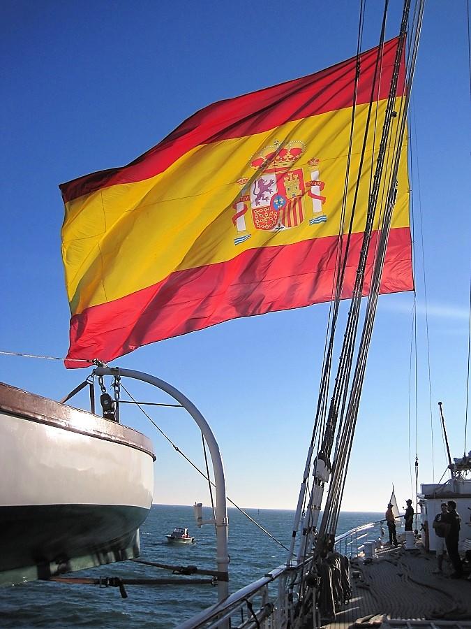 El Elcano es una embajada móvil de España en todo el mundo y un orgullo para todos. J. M. PAGADOR